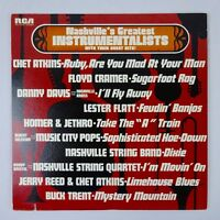 Nashville's Greatest Instrumentalists Their Great Hits Vinyl LP Various Artists