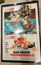 Sideshow James Bond (Sean Connery) in Thunderball. Complete. Boxed