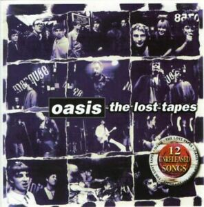 OASIS the lost tapes (CD, 17 track album) brit pop, indie, very good condition,