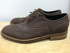 Men suede shoes size 8 M&S
