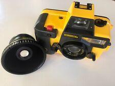 Camera Motormarine II 2 EX Sea & Sea Zoom 16mm 5.6 24*36 35mm FilmTested Excelle