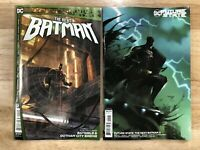 THE NEXT BATMAN # 2 Lot (2021) — Covers A & B Variant 1st Appearance SIREN — NM
