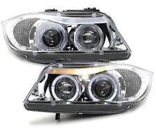 LED Angel Eyes bmw 3er e90 e91 05-08 Crom. Limousine Touring frase