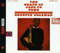 Ornette Coleman - The Shape Of Jazz To Come [CD]