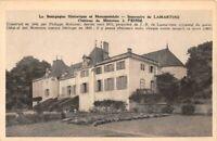 Château de Monceau à PRISSÉ - Souvenirs de LAMARTINE - Bourgogne Historique