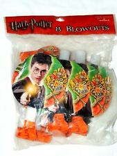 HARRY POTTER & THE ORDER OF PHOENIX~    8-   PARTY BLOWOUTS     PARTY SUPPLIES