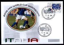 Fußball. WM-2006, Deutschland. SoSt. Italien 2006