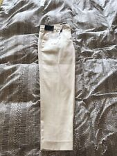 Bnwt Next Capri Trousers White/cream 14