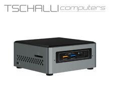 Quad-Core Mini PC Intel J3455 4K 4GB/120GB SSD HDMI WLAN stromspar lautlos iN37