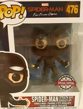 Funko Pop! Spider-Man 476 Stealth Suit Goggles Up Far From Home Pop! Marvel