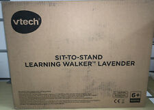 VTECH Sit-To-Stand Learning Walker (LAVENDER) | OPEN BOX