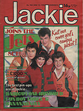 Jackie Magazine 12 June 1982 Issue 962     Haircut One Hundred     Funboy Three