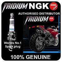 NGK Iridium IX Spark Plug fits KAWASAKI ZX600 G1-G2 (ZX-6R) 600cc 98->99 [CR9EIX