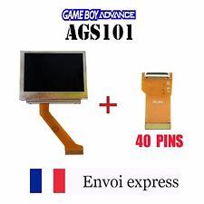 Nappe 40 pins + Ecran AGS-101 Screen Game Boy Advance backlit GBA SP