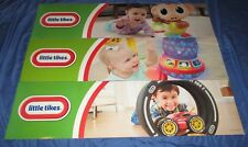 LITTLE TIKES Toys R Us Exclusive Display/Sign Lot (LARGE 4' x 1')   Monkey/Car