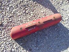 International Farmall 806 856 Gas Ihc Tractor Original Aluminum V Cover 383503r1