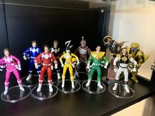 mighty morphin power rangers lightning Set Loose But Mint. Huge Lot!
