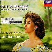Kiri Te Kanawa/Mormon Tabernacle Choir - Songs of Inspiration (CD 1989)