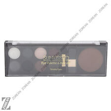 Sunkissed EYE PALETTE & BRONZER SMOKY EYES - New and Sealed