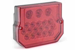 Rücklicht m. E-Prüfzeichen Simson S51 SR50 MZ ETZ 250 251 TUNING LED