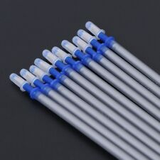 10pcs Silver Refill Pen for Leather Fabric Marking Sewing DIY Craft Tool