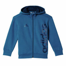adidas Blue Hoodies (2-16 Years) for Boys