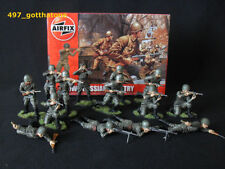 Painted Plastic American Airfix Toy Soldiers 1