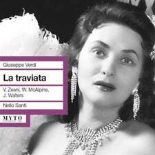 Verdi / Zeani / Walters / Covent Garden / Santi - La Traviata [New CD]