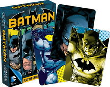 DC Comics Batman Comic Art Illustrated Playing Cards, 52 Images NEW SEALED