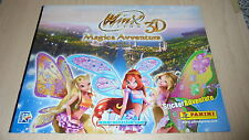 WINX CLUB 3D: MAGICA AVVENTURA. IGINIO STRAFFI. ALBUM FIGURINE! PANINI N.302010
