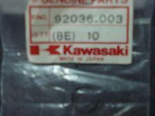 GENUINE KAWASAKI CIRCLIP PISTON PIN KX125 KS125 KD100 KD125 KD175 92036-003