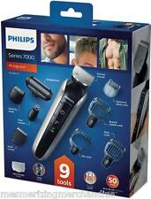 Philips QG3387/15 Head to Toe Multi Groomer Trimmer Grooming Kit for Men