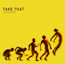 Take That Progress CD 2010 - 602527484747 Polydor Pre-owned