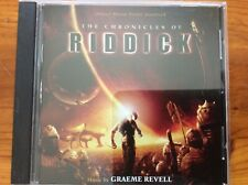 The Chronicles of Riddick [Original Motion Picture Soundtrack] by Graeme.