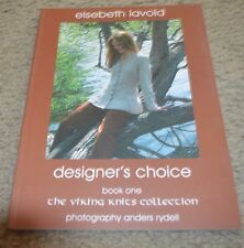 Elsebeth Lavold ::Knitting Book #1:: The  Viking Knits Collection