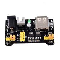 2X(MB102 Breadboard 3.3V/5V Power Supply Module F黵 Arduino Board DE  C5Y4