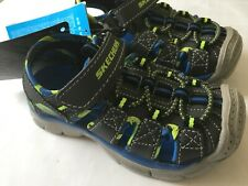 Boys Skechers Sandals UK 7 - Brand New