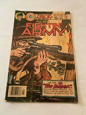 1977 Fightin' Army Vol 9 No 128 Charlton Comic Book