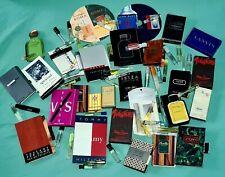 Parfümproben 35 Stück Sammlung Konvolut Herren Damen Chanel Paco Versace