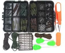 Tackle Accessories Carp Fishing Hooks Swivels With Box Set Baits Terminal Tools