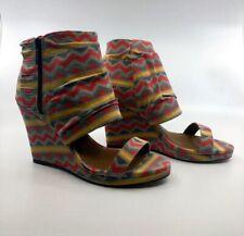 Michael Antonio Cedric Wedge Sandals New Size 8.5