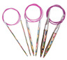 "KnitPro Symfonie Wood Fixed Circular Knitting Needles - 80cm 32"" Knitters Pride"