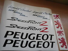 Speedfight 2 Decals/StickersSET