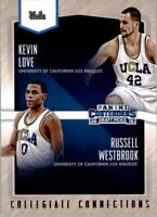 2015-16 Contenders Draft Picks Connections Kevin Love Russell Westbrook