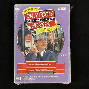 Only Fools and Horses BBC Series 4 DVD PAL NEW