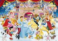 King Puzzles Holiday on Ice 1000 piece disney jigsaw puzzle 5180