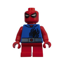 Lego Scarlet Spider short Legs Super Heroes Mighty Micros New Mini Figurine