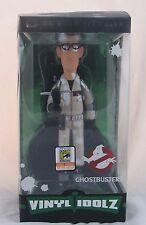 Ghostbusters Vinyl Idolz Dr Egon Spengler SDCC Limited Edition