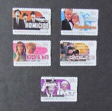 Australian Postage Stamps 50 years of Television used 2006