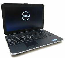 Dell Latitude E5530 15.6 Laptop Notebook Intel Core i5-3230M 2.60GHz
